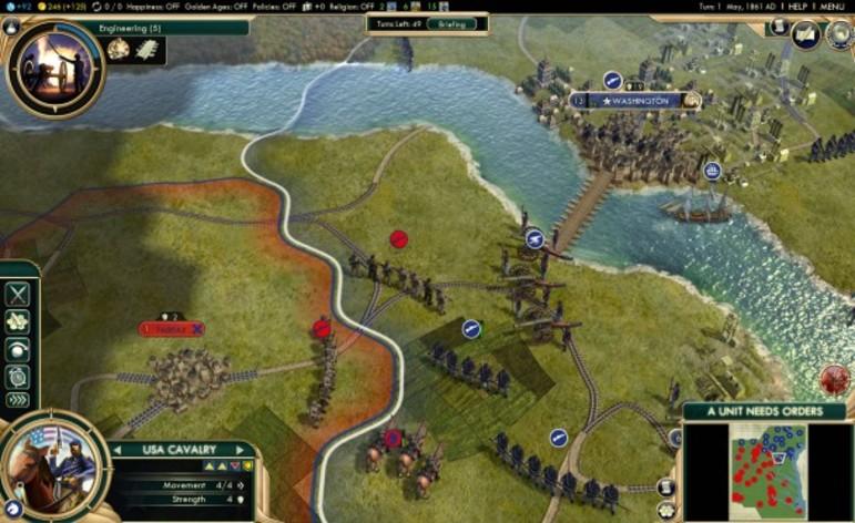 Screenshot 13 - Sid Meier's Civilization V: The Complete Edition