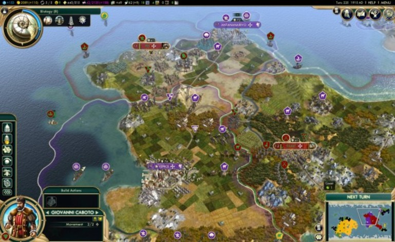 Screenshot 8 - Sid Meier's Civilization V: The Complete Edition