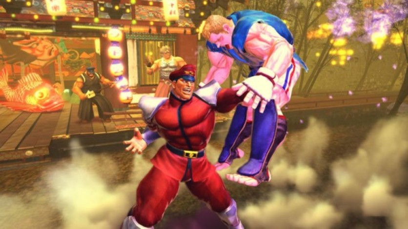 Screenshot 5 - Ultra Street Fighter IV