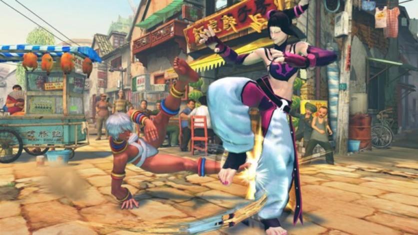 Screenshot 11 - Ultra Street Fighter IV