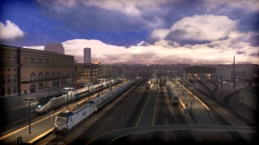 Screenshot 2 - Train Simulator 2015