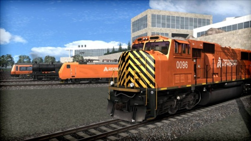 Screenshot 8 - Train Simulator 2015
