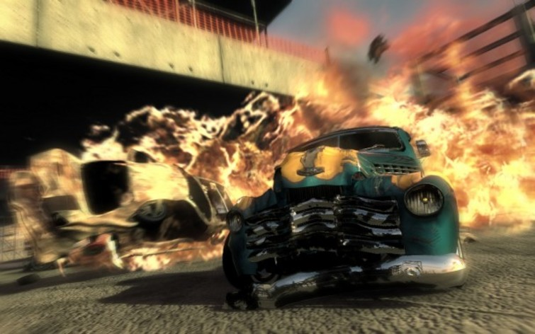 Screenshot 6 - FlatOut: Ultimate Carnage