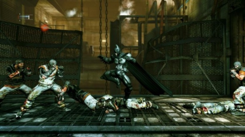 Screenshot 6 - Batman: Arkham Origins Blackgate - Deluxe Edition