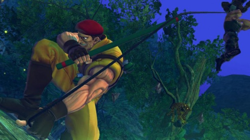 Screenshot 12 - Ultra Street Fighter IV Upgrade