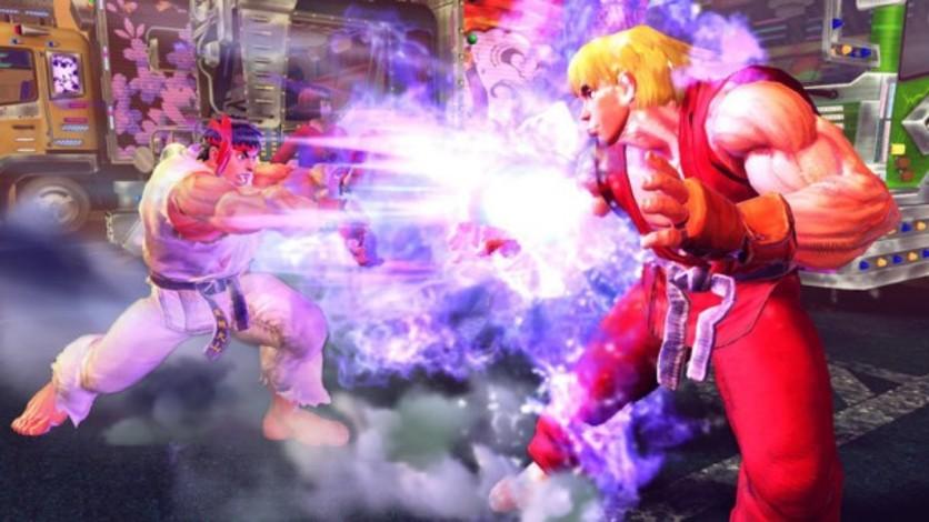 Screenshot 7 - Ultra Street Fighter IV Upgrade