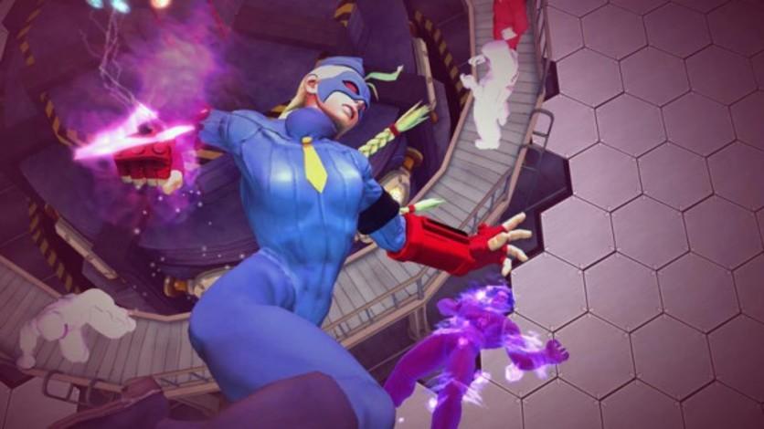 Screenshot 8 - Ultra Street Fighter IV Upgrade
