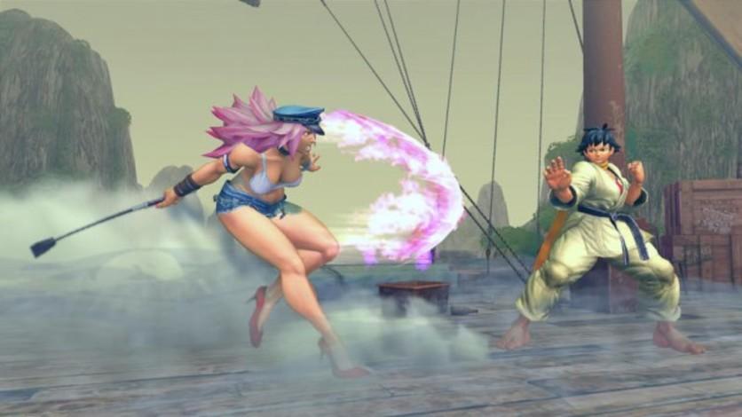 Screenshot 11 - Ultra Street Fighter IV Upgrade
