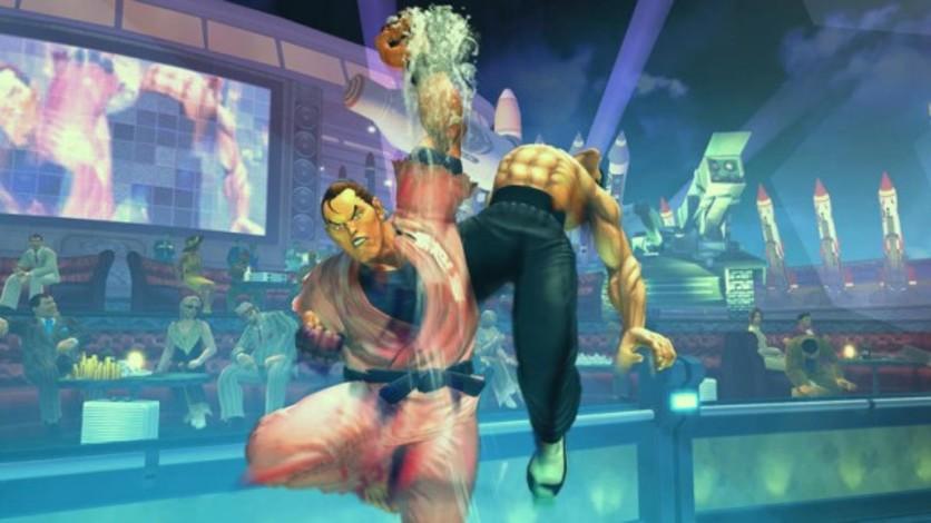 Screenshot 2 - Ultra Street Fighter IV Upgrade