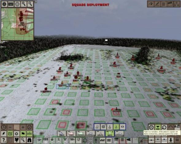 Screenshot 1 - Graviteam Tactics: Volokonovka 1942