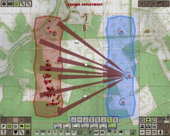 Screenshot 4 - Graviteam Tactics: Volokonovka 1942