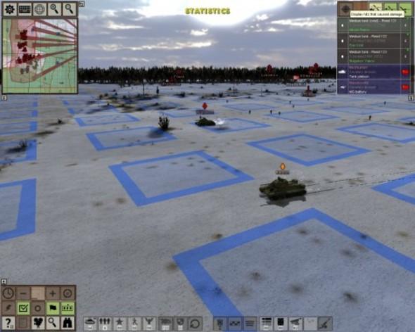 Screenshot 2 - Graviteam Tactics: Volokonovka 1942