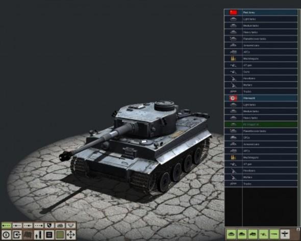 Screenshot 3 - Graviteam Tactics: Volokonovka 1942