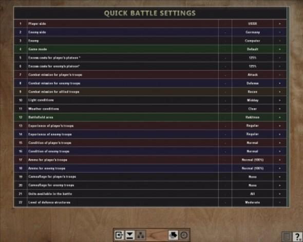 Screenshot 8 - Graviteam Tactics: Volokonovka 1942