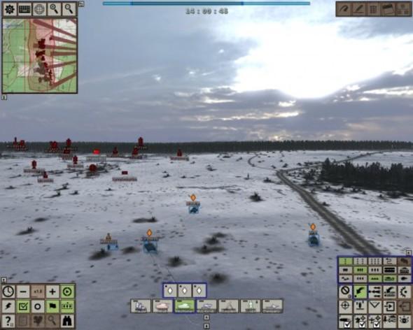 Screenshot 10 - Graviteam Tactics: Volokonovka 1942