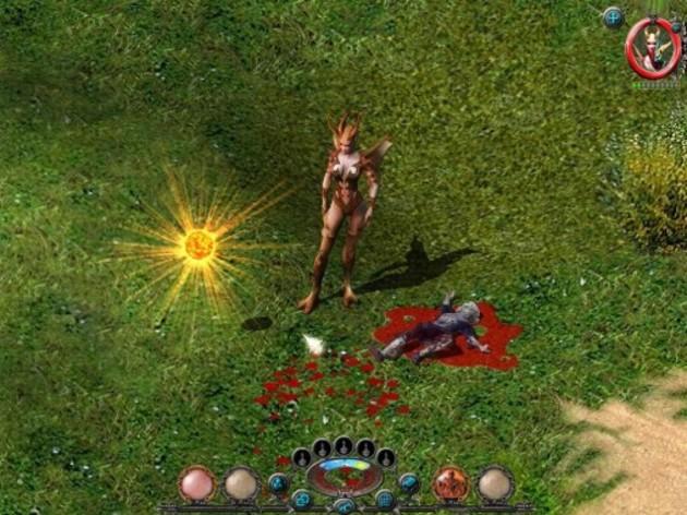 Screenshot 6 - Sacred Gold