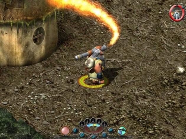 Screenshot 2 - Sacred Gold