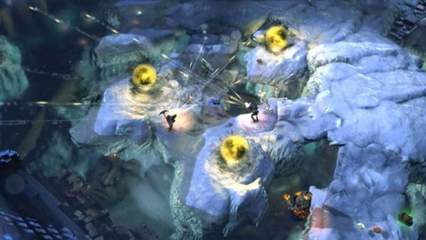 Screenshot 2 - Lara Croft and The Temple of Osiris - Icy Death Pack