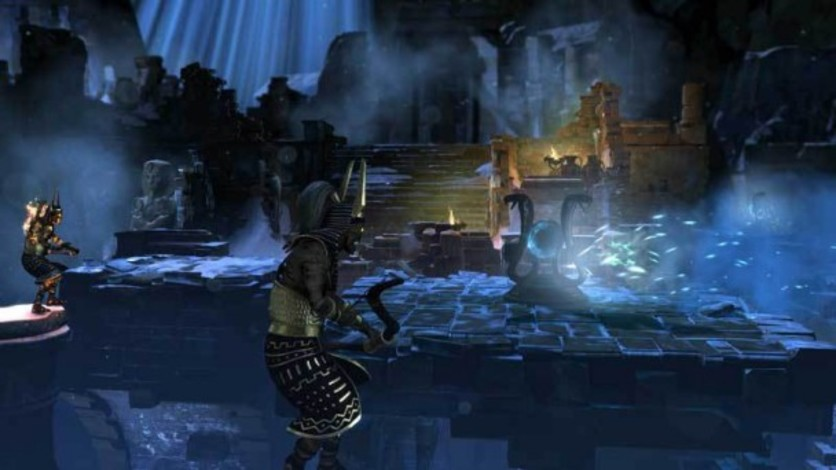 Screenshot 4 - Lara Croft and The Temple of Osiris - Icy Death Pack