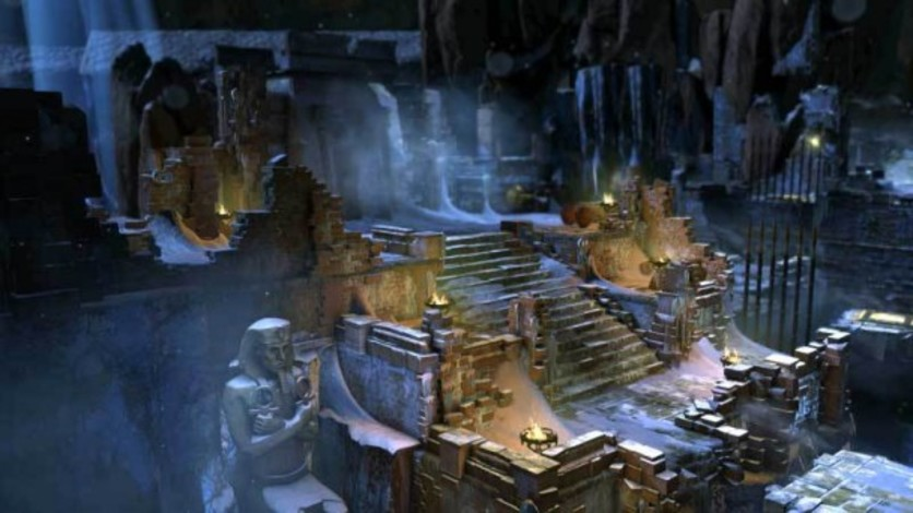 Screenshot 3 - Lara Croft and The Temple of Osiris - Icy Death Pack