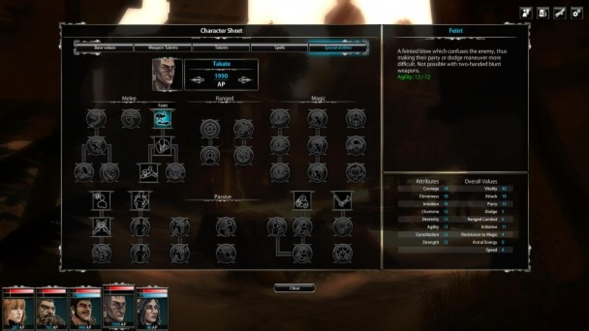 Screenshot 10 - Blackguards