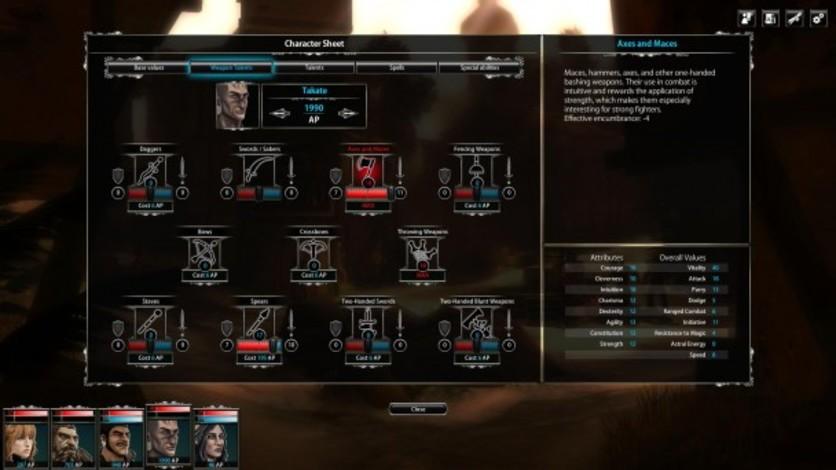 Screenshot 16 - Blackguards