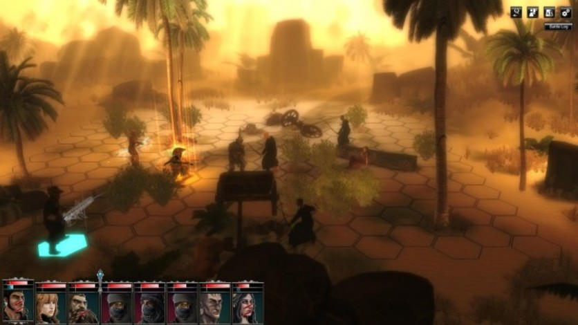Screenshot 7 - Blackguards