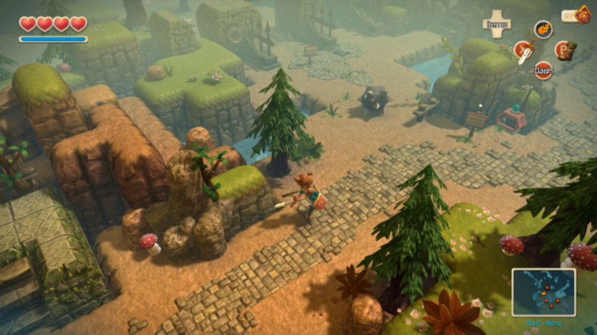 Screenshot 6 - Oceanhorn: Monster of Uncharted Seas