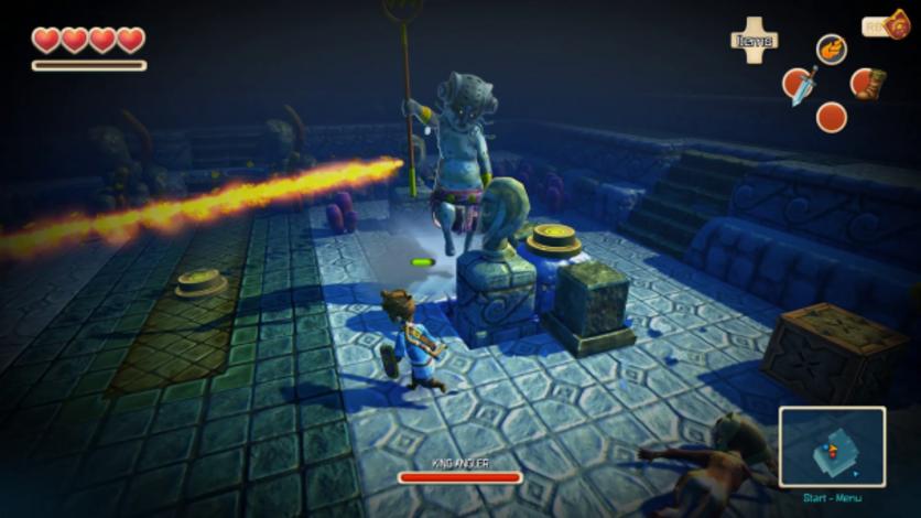 Screenshot 11 - Oceanhorn: Monster of Uncharted Seas