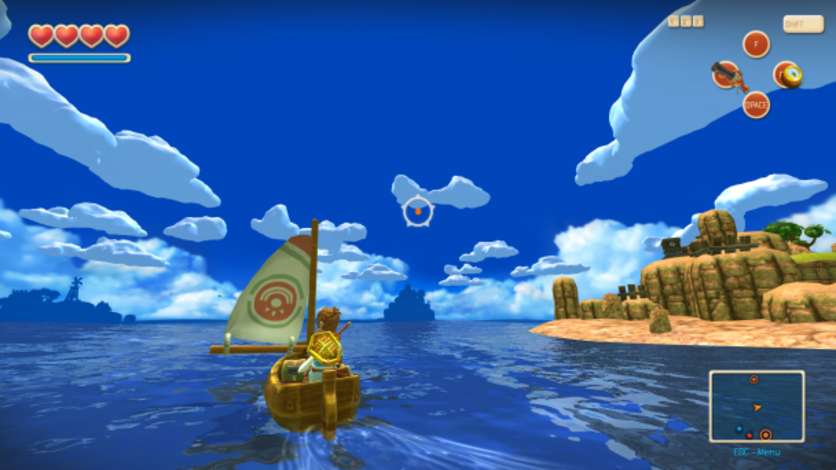 Screenshot 12 - Oceanhorn: Monster of Uncharted Seas
