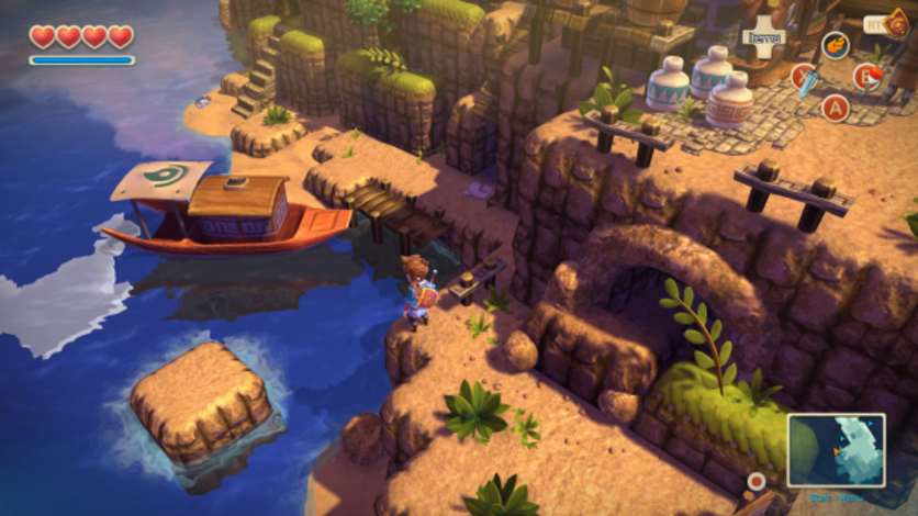 Screenshot 9 - Oceanhorn: Monster of Uncharted Seas