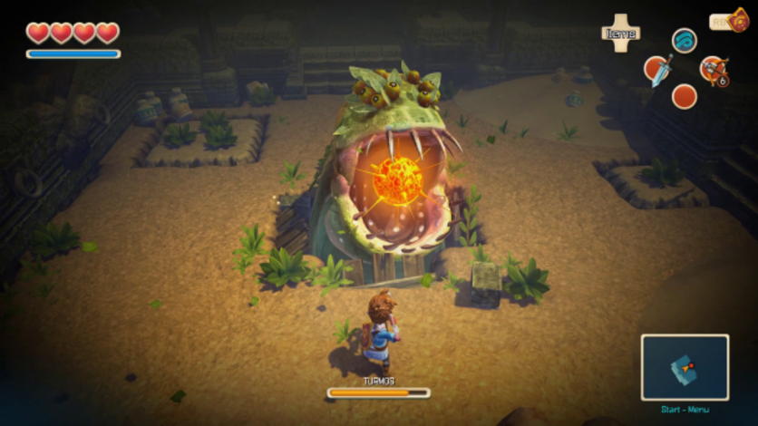 Screenshot 5 - Oceanhorn: Monster of Uncharted Seas