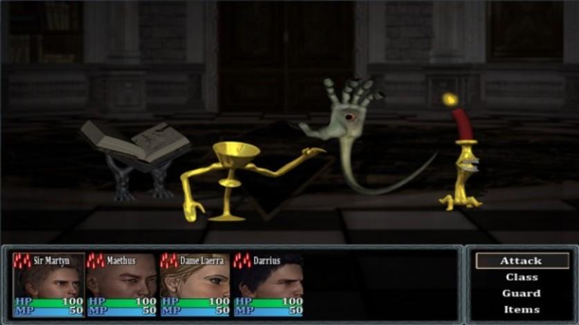 Screenshot 10 - RPG Maker: High Fantasy 2 Resource Pack