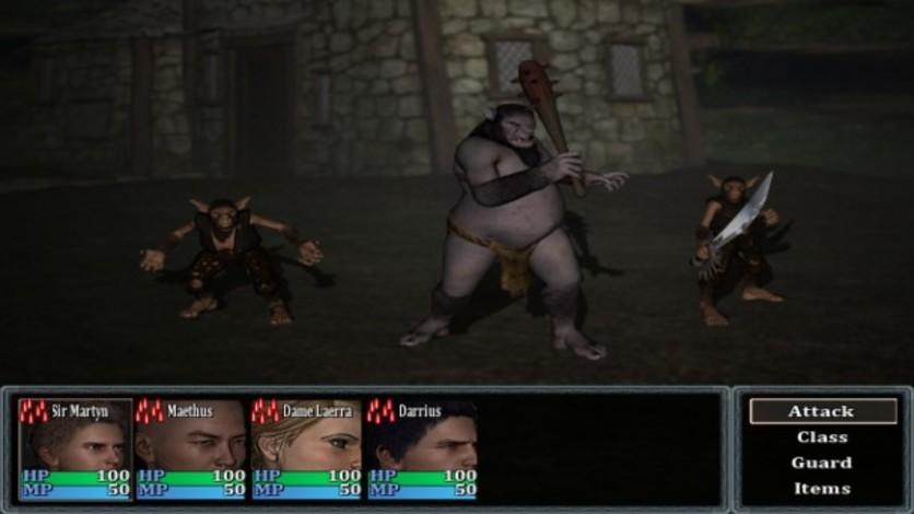Screenshot 4 - RPG Maker: High Fantasy 2 Resource Pack