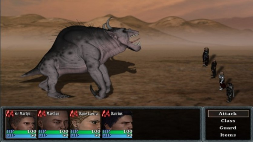 Screenshot 6 - RPG Maker: High Fantasy 2 Resource Pack
