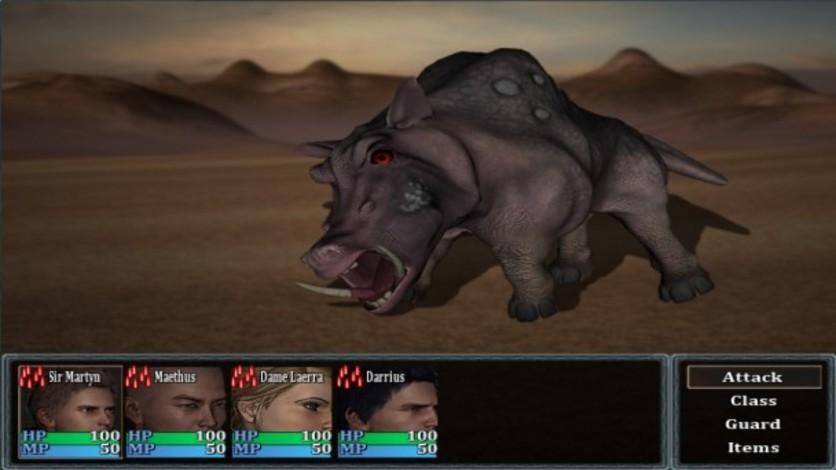 Screenshot 2 - RPG Maker: High Fantasy 2 Resource Pack