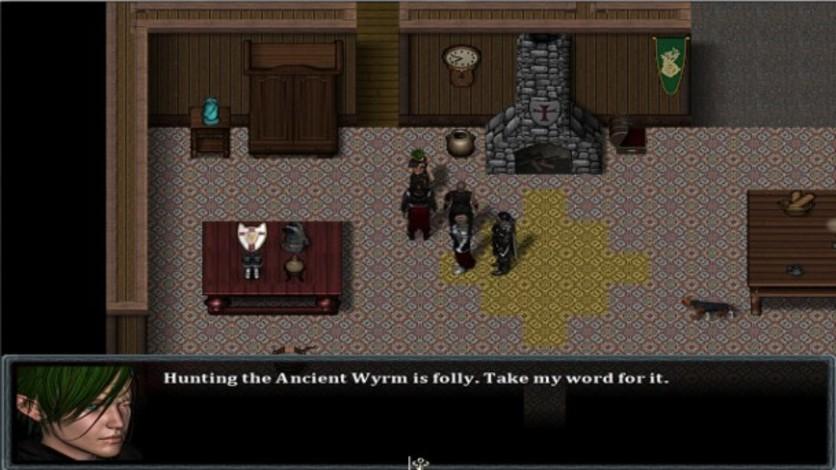 Screenshot 14 - RPG Maker: High Fantasy 2 Resource Pack