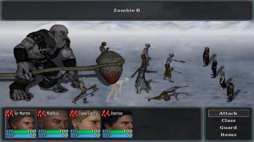Screenshot 15 - RPG Maker: High Fantasy 2 Resource Pack