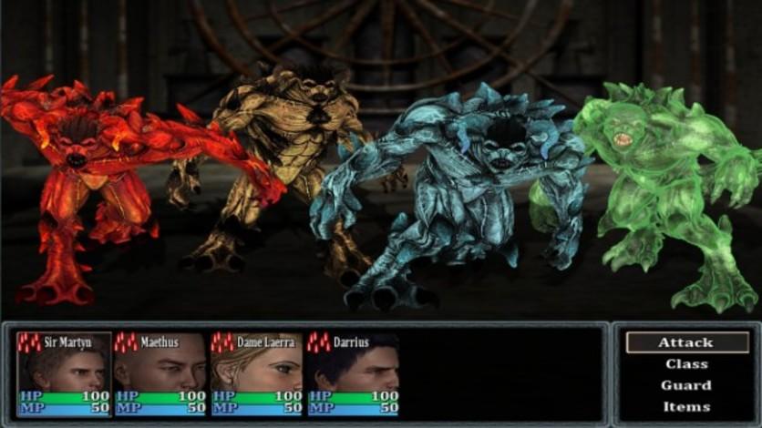 Screenshot 8 - RPG Maker: High Fantasy 2 Resource Pack