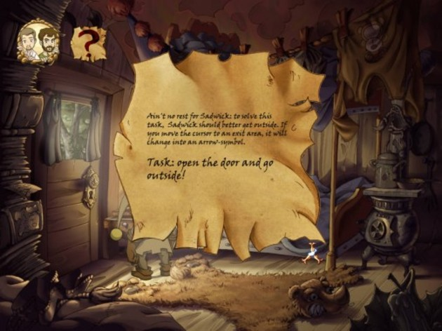 Screenshot 13 - The Whispered World Special Edition