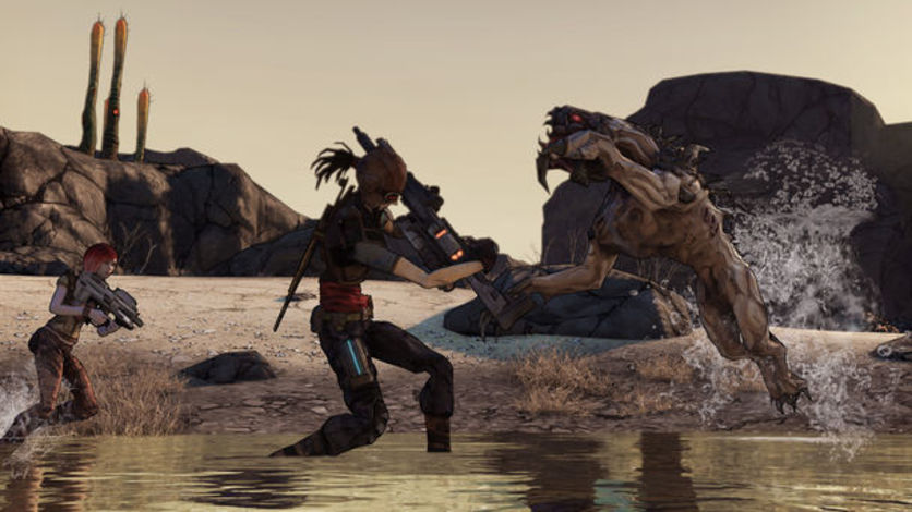 Screenshot 10 - Borderlands - Game of the Year Edition