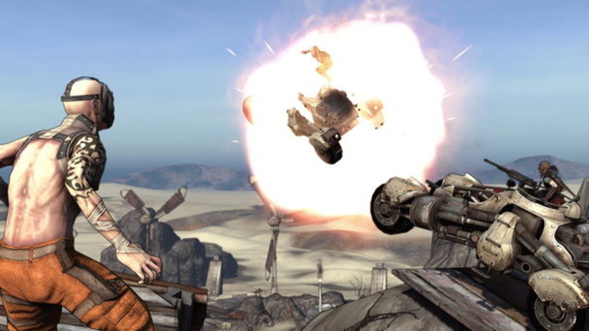 Screenshot 9 - Borderlands - Game of the Year Edition