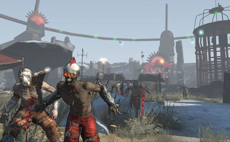Screenshot 5 - Borderlands - Game of the Year Edition