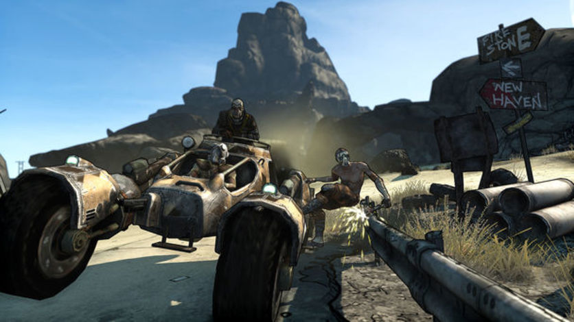 Screenshot 8 - Borderlands - Game of the Year Edition