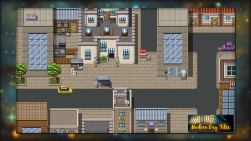 Screenshot 3 - RPG Maker: Modern Day Tiles Resource Pack