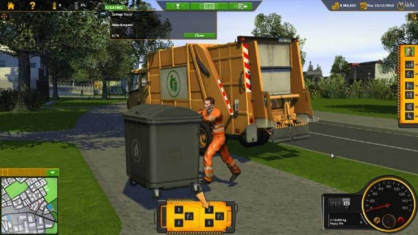 Screenshot 6 - RECYCLE: Garbage Truck Simulator
