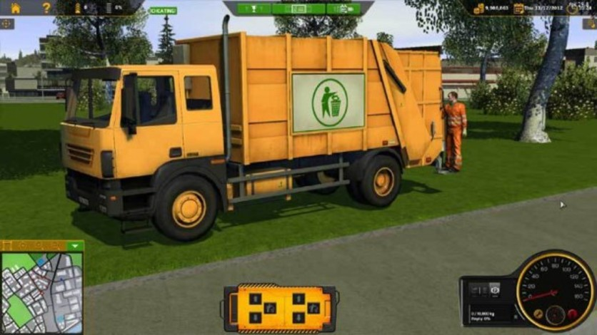 Screenshot 5 - RECYCLE: Garbage Truck Simulator