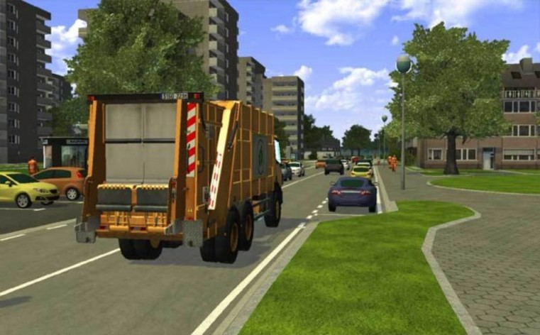 Screenshot 8 - RECYCLE: Garbage Truck Simulator