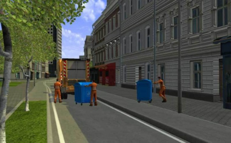 Screenshot 7 - RECYCLE: Garbage Truck Simulator