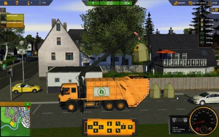 Screenshot 11 - RECYCLE: Garbage Truck Simulator